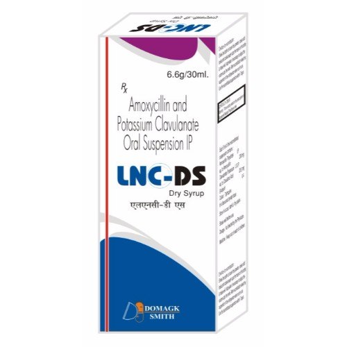 LNC-DS Dry Syp.